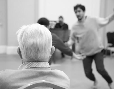 MOVING KINSHIP Hubs @ Alexandra Palace & Merton Arts Space